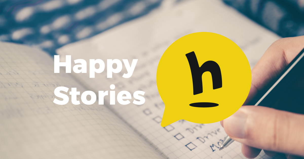 Happy Stories #5: How to set up a kick-ass user test?