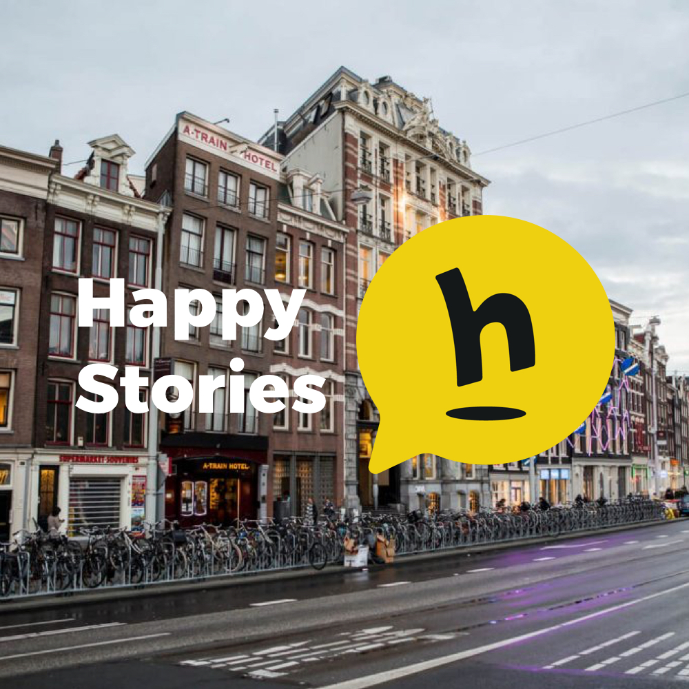 Happy Stories #6: The pros and cons of different test locations