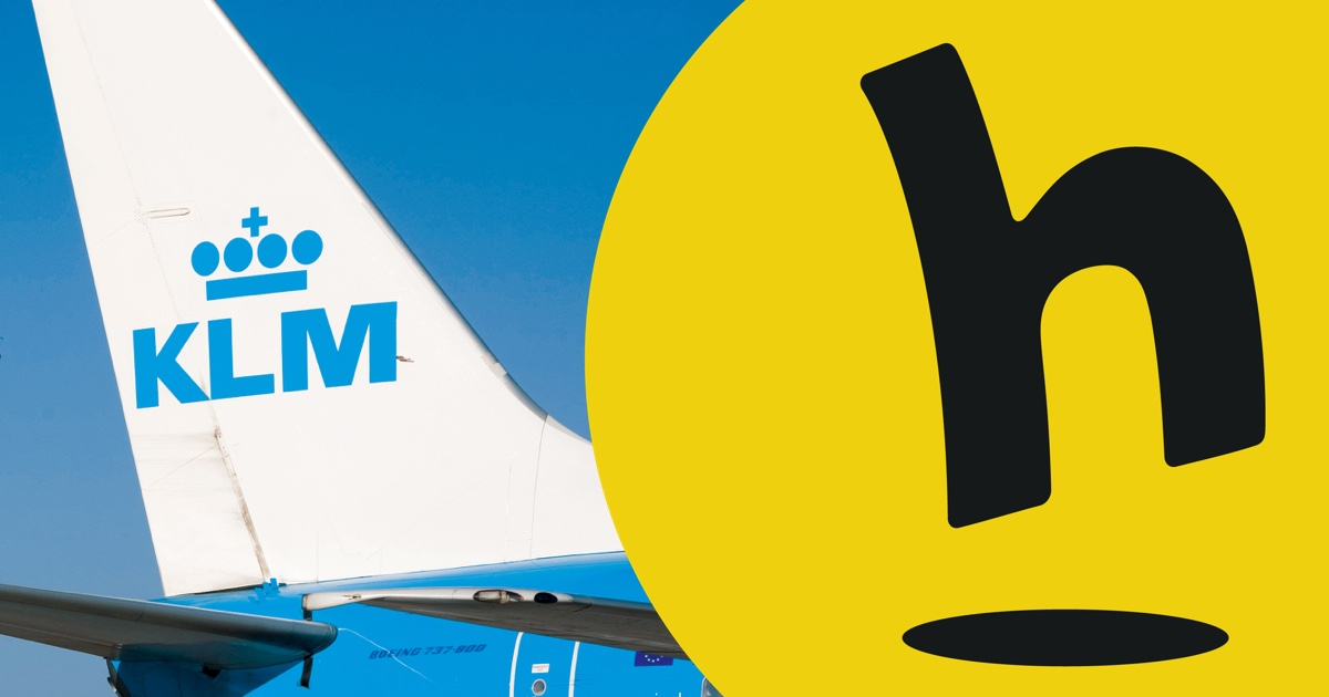 KLM x Happy Coach