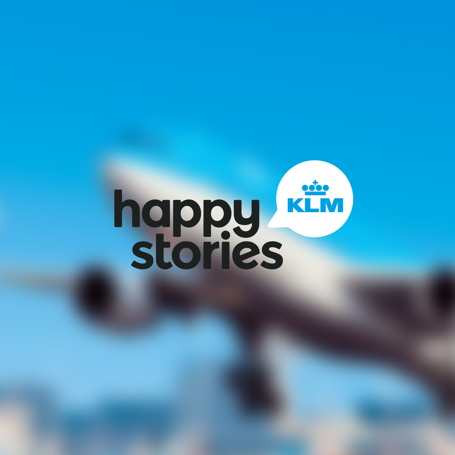 KLM x Happy Coach